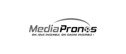Logo MediaPronos footer classement pronostiqueur