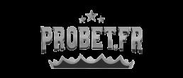 Logo probet.fr footer classement pronostiqueur