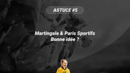 Martingale paris sportifs