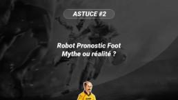 Robots pronostics foot